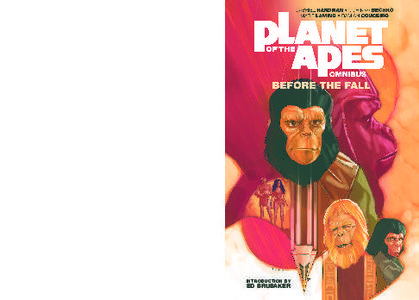 BOOM Studios-Planet Of The Apes Before The Fall Omnibus 2019 Retail Comic eBook