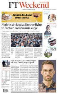 Financial Times Europe - September 26, 2020