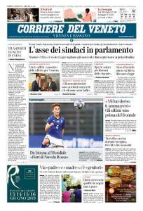 Corriere del Veneto Vicenza e Bassano – 14 giugno 2019