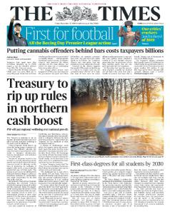 The Times - 27 December 2019