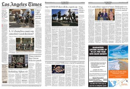 Los Angeles Times – February 05, 2021