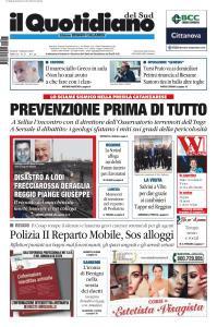 Il Quotidiano del Sud Reggio Calabria - 7 Febbraio 2020