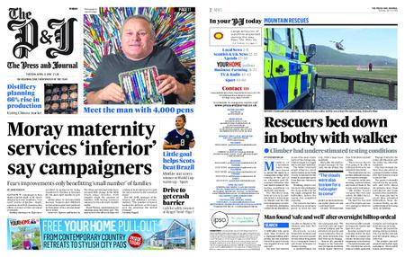 The Press and Journal Moray – April 09, 2019