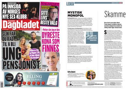 Dagbladet – 15. juni 2019