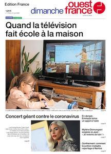 Ouest-France Édition France – 19 avril 2020