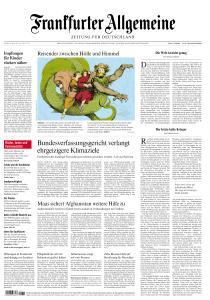 Frankfurter Allgemeine Zeitung - 30 April 2021
