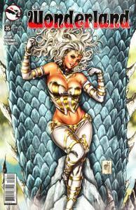 Grimm Fairy Tales Presents Wonderland V2 0352015 2 covers Digi-Hybrid