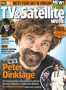 TV & Satellite Week - 20 October 2018