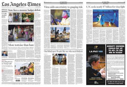 Los Angeles Times – May 08, 2020