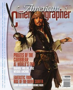 American Cinematographer - June 2007