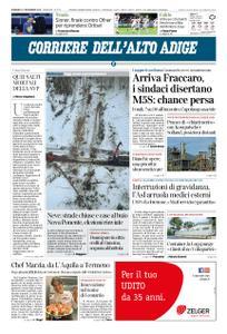 Corriere dell'Alto Adige – 17 novembre 2019