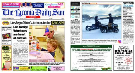The Laconia Daily Sun – December 07, 2019