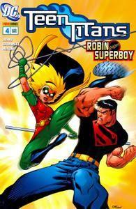 Teen Titans SB 04 - Robin gegen Superboy Aug 2005