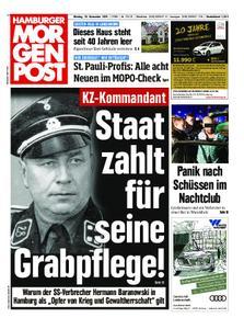 Hamburger Morgenpost – 18. November 2019