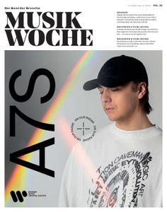 MusikWoche – 09. August 2021