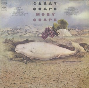 Moby Grape - Great Grape (1971) Columbia/C 31098 - US Pressing - LP/FLAC In 24bit/96kHz