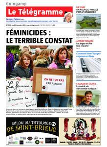 Le Télégramme Guingamp – 18 novembre 2019