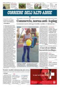 Corriere dell'Alto Adige - 19 Novembre 2017