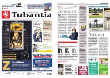 Tubantia - Enschede – 22 december 2018