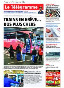 Le Télégramme Ouest Cornouaille – 29 octobre 2019