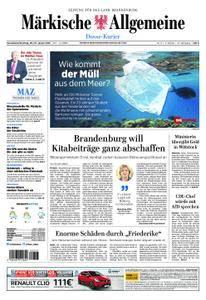 Märkische Allgemeine Dosse Kurier - 20. Januar 2018