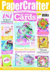 PaperCrafter – May 2018