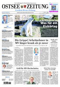 Ostsee Zeitung Wolgast - 27. Februar 2019