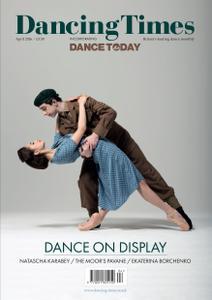 Dancing Times - April 2016