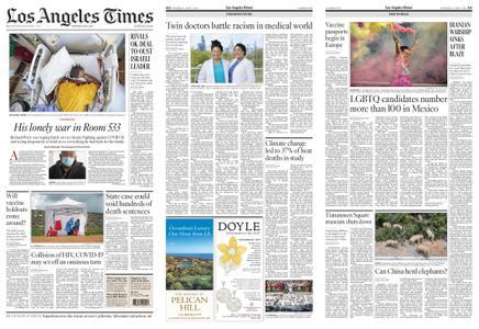 Los Angeles Times – June 03, 2021