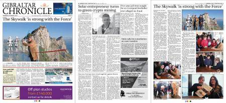 Gibraltar Chronicle – 22 March 2018