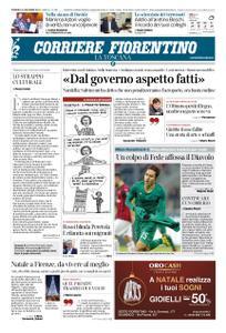Corriere Fiorentino La Toscana – 23 dicembre 2018