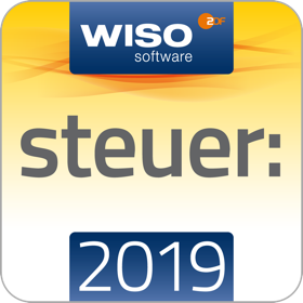 WISO steuer: 2019 9.08.1953 CR2 macOS