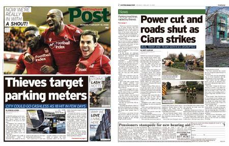 Nottingham Post – February 10, 2020