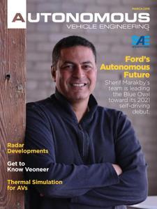 Autonomous Vehicle Engineering - March 2019