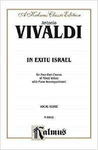In Exitu Israel: SATB with SATB Soli