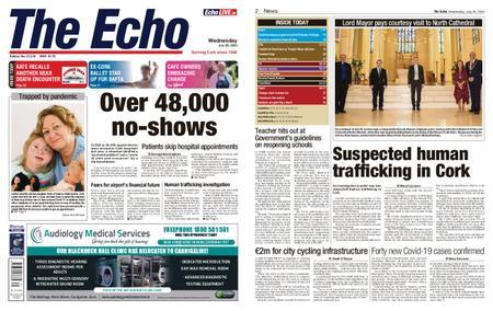 Evening Echo – July 29, 2020