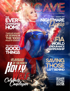 Mancave Playbabes - July/August 2019