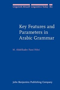 Key Features and Parameters in Arabic Grammar (repost)