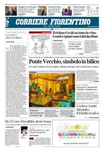 Corriere Fiorentino La Toscana – 22 aprile 2020