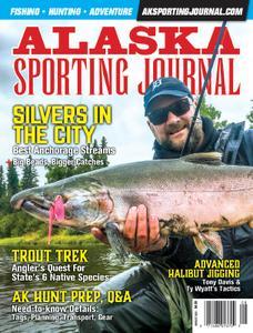 Alaska Sporting Journal - August 2021