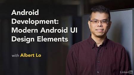 Lynda - Android Development: Modern Android UI Design Elements