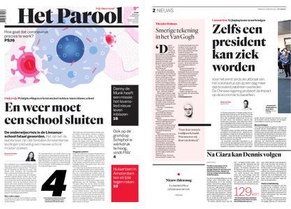 Het Parool – 11 februari 2020