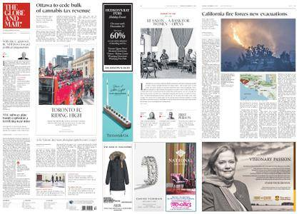 The Globe and Mail – December 12, 2017