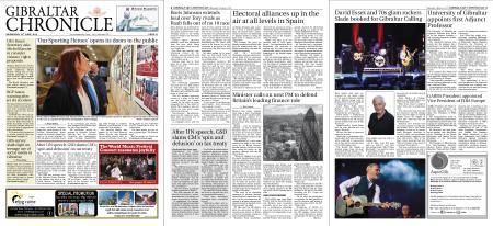 Gibraltar Chronicle – 19 June 2019