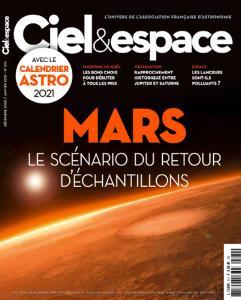 Ciel & Espace - Décembre 2020 - Janvier 2021
