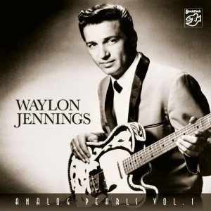 Stockfisch Records - Analog Pearls Vol.1: Waylon Jennings (2014) SACD ISO + Hi-Res FLAC