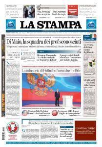 La Stampa Imperia e Sanremo - 2 Marzo 2018