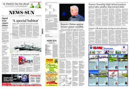 Lake County News-Sun – March 01, 2019