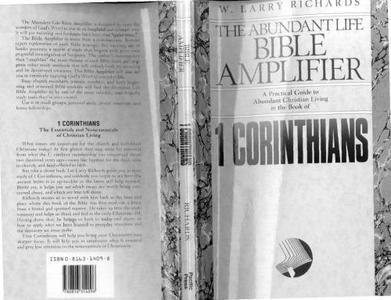 1 Corinthians: The Essentials of Christian Living