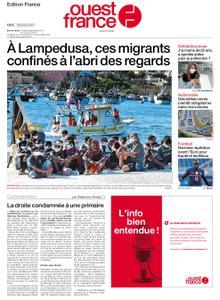 Ouest-France Édition France – 08 juin 2021